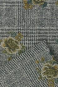Трикотажное полотно с люрексом SA3345